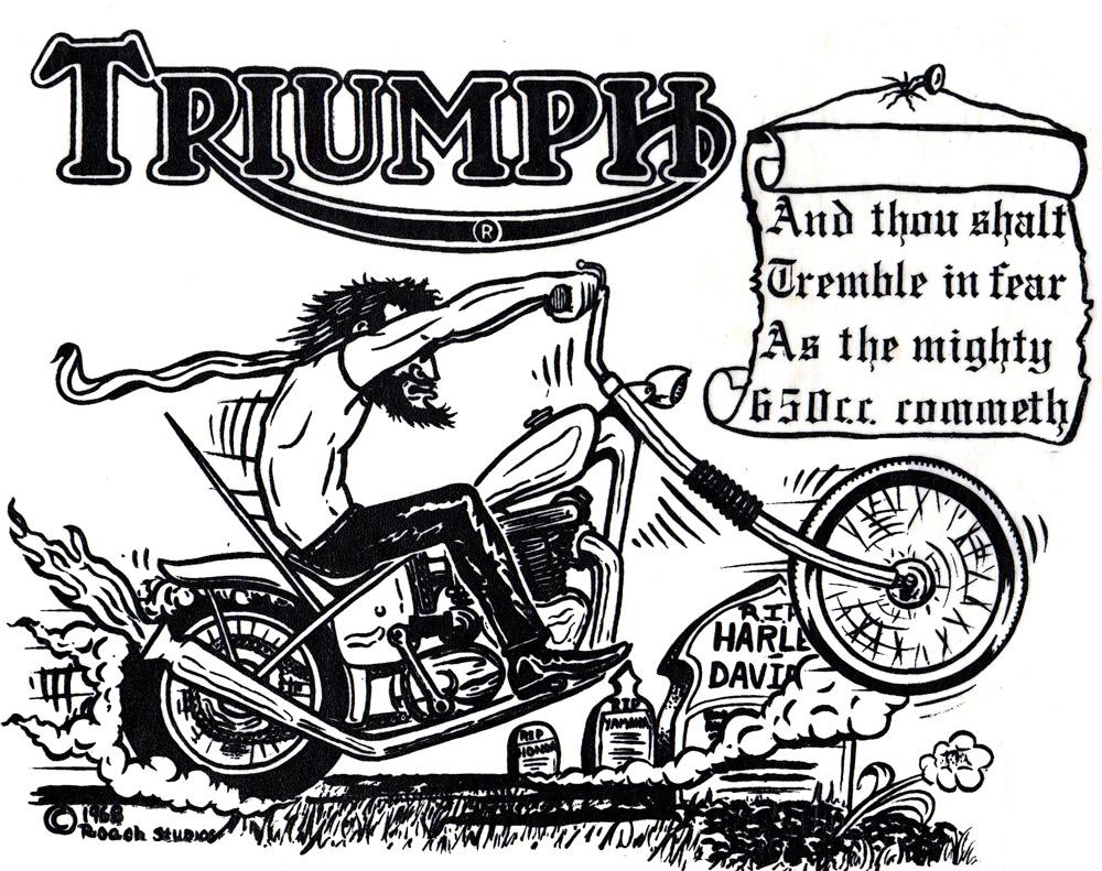 triumphironon