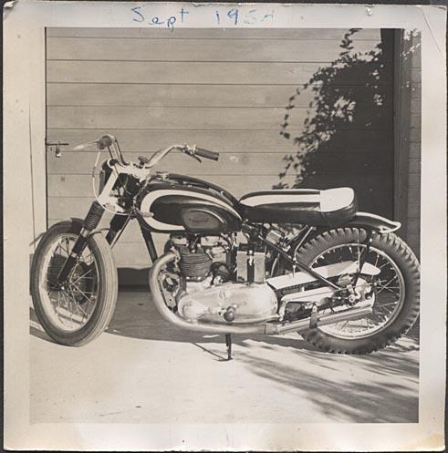 sept 1954 triumph