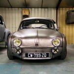Renault Dauphine Gordini Kustom