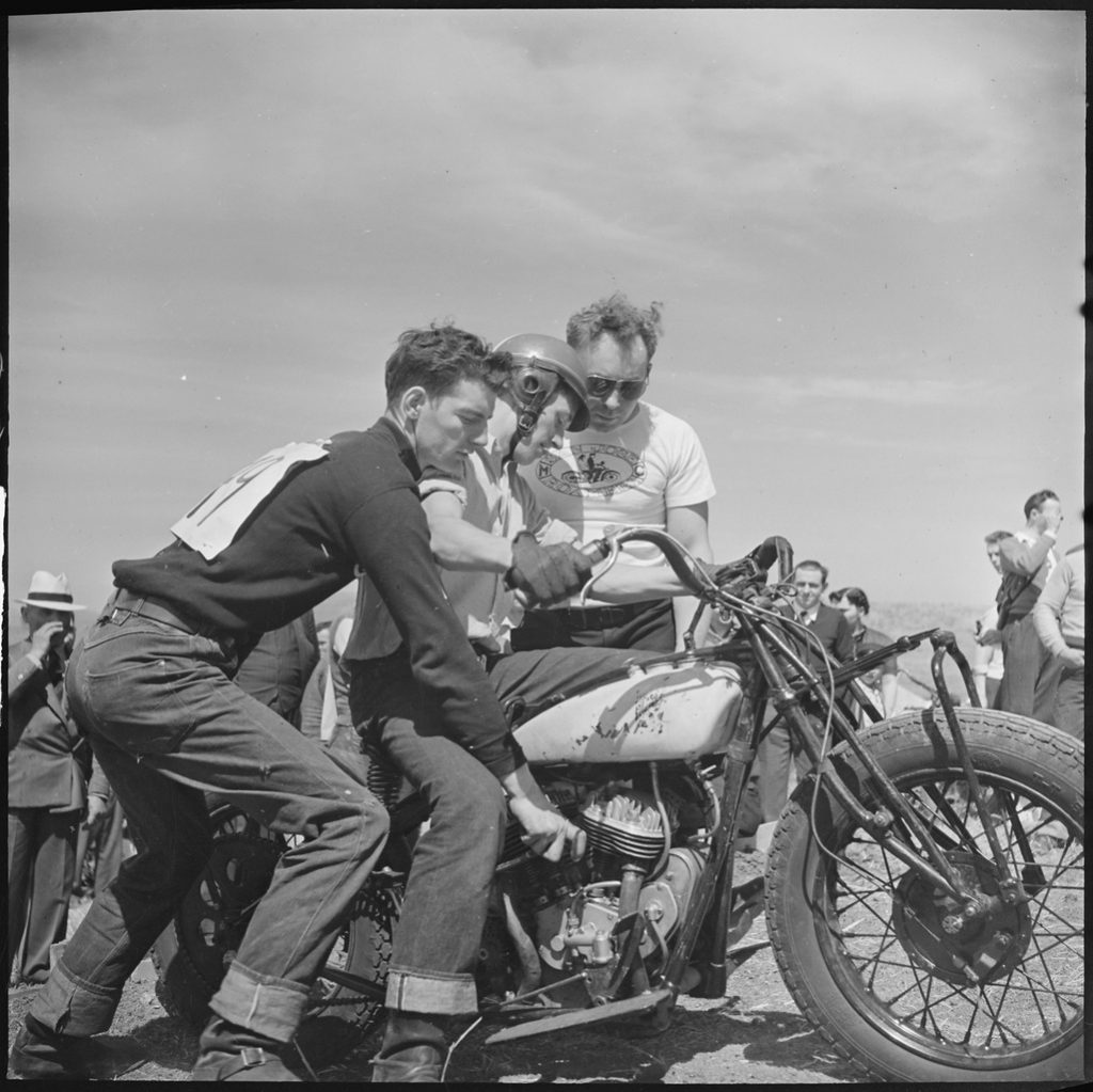 santa_clara_county_california-_motorcycle_and_hill_climb_recreation-_his_first_hill_climb-_the_fellow_on_the_left_is-_-_nara_-_532252-tif